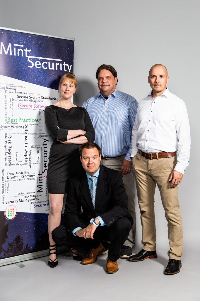 Team Mint Security