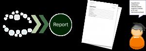 Auditoinnista raporttiin