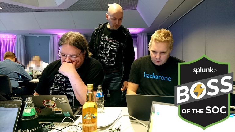 Team Mint at BOTS 2019 Helsinki
