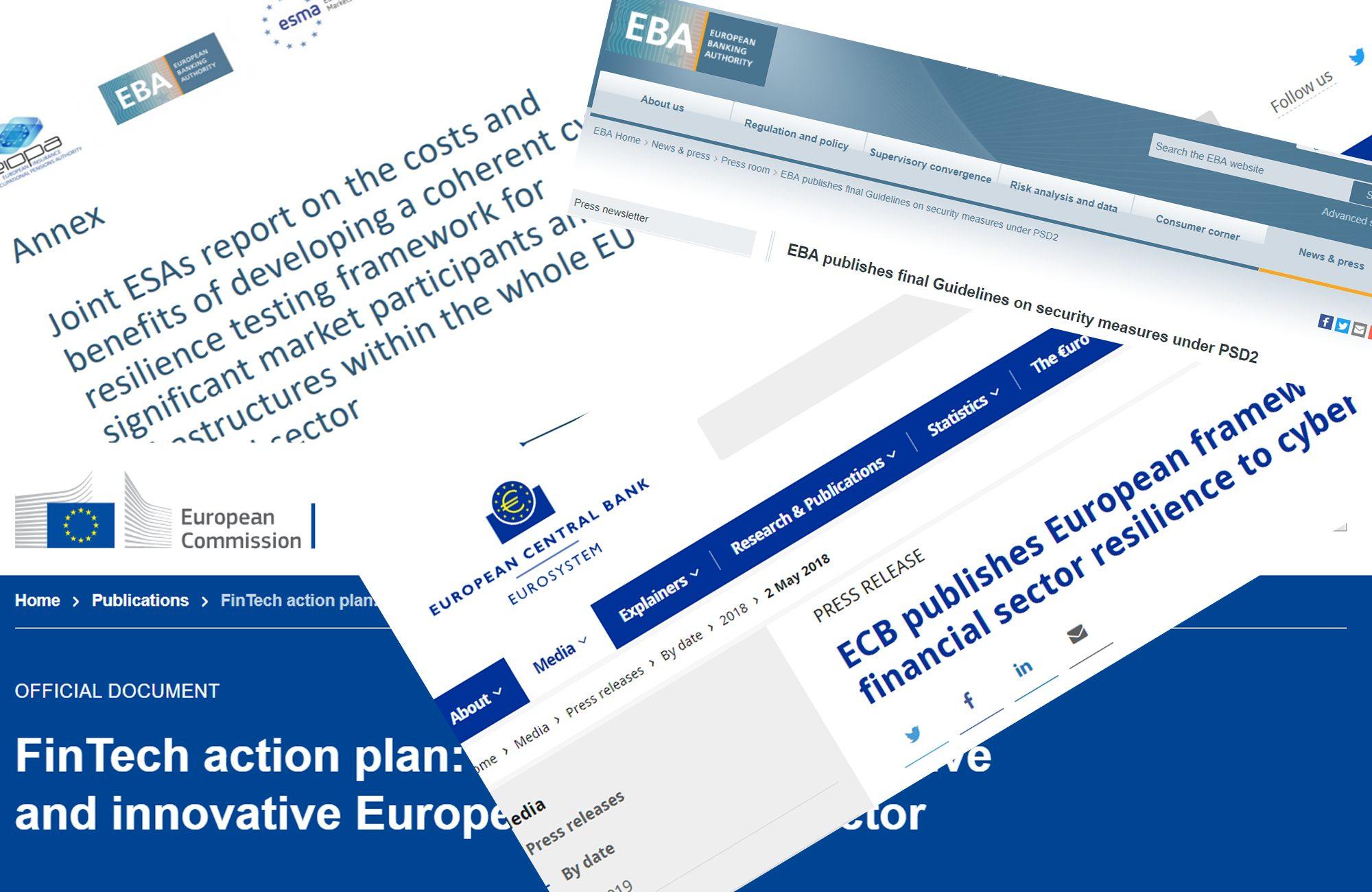 Fintech and Eu banking regulation