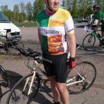 Giro Thomas pre race