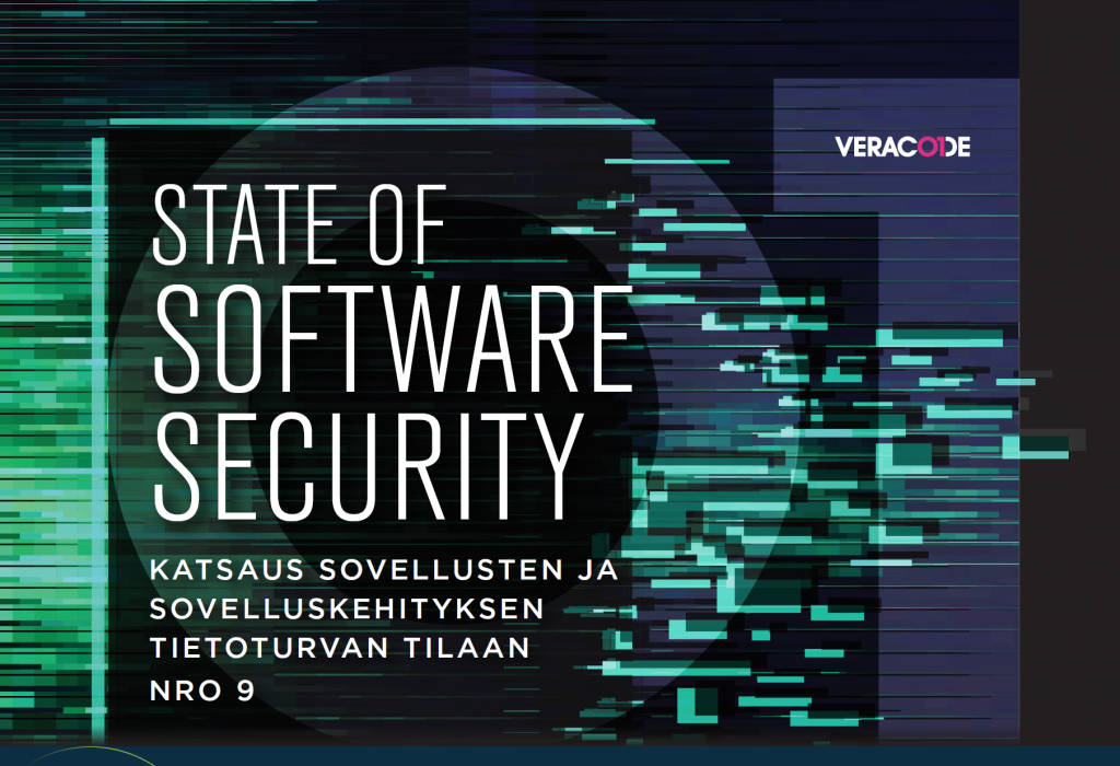Veracode SOSS 9 - 2018 yhteenveto julkaistu suomeksi