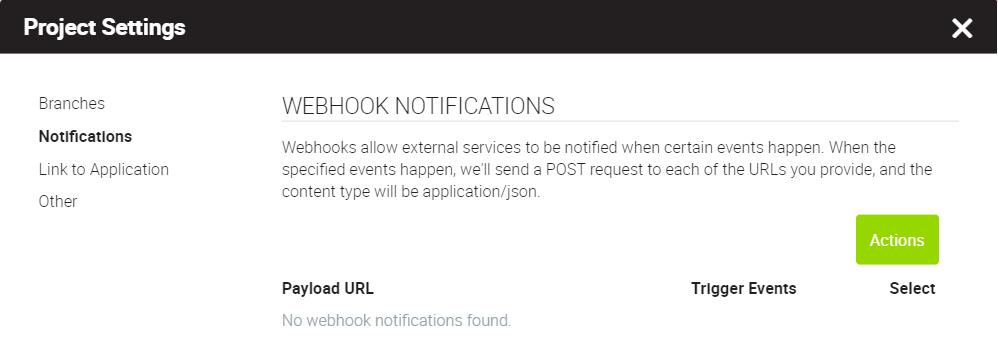 Veracode SCA - Webhook notifications