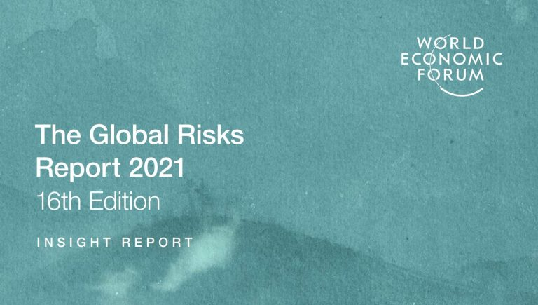 WEF Global Risks 2021