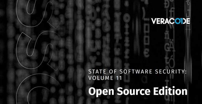 Veracode SoSS 11: Open Source Edition